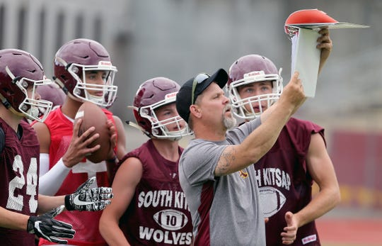 The Washington Interscholastic Activities Association on Monday released return-to-play guidelines for high school fall sports.