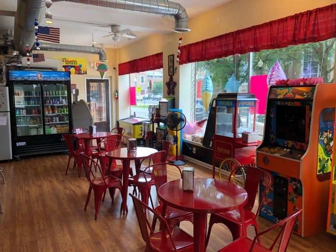 The former Merchantville Sweet Shop will soon open in Pennsauken's Hargrove Plaza.