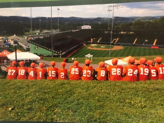 The Urbandale Little League team from 2013 reached the 2013 Little League World Series in Williamsport. Those guys are all grown up now, and are chasing a Class 4A state title this week at Principal Park in Des Moines.