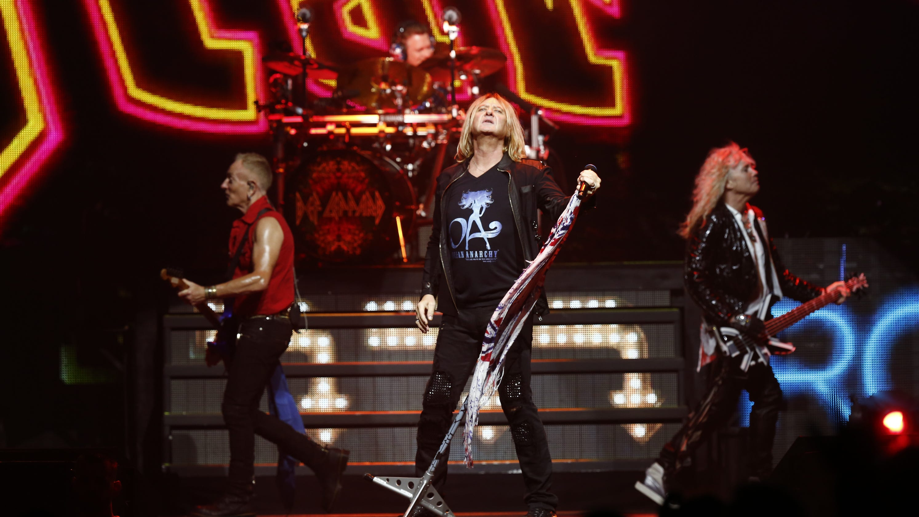 Def Leppard, ZZ Top to rock the Wells Fargo Arena stage this fall