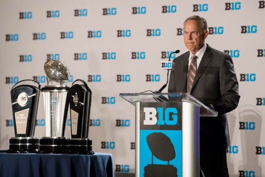 Ncaa Football Big Ten Football Media Day