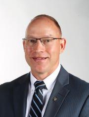 State representative candidate Spencer Roach.