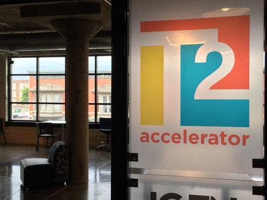 T2 Accelerator opened this year in the Rail Yard district on Broadway. The coworking space caters to independent contractors, self-employed people and entrepreneurs.