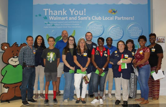 Regional Walmart and Sam's Clubs associates recognized for $11 million contributions
