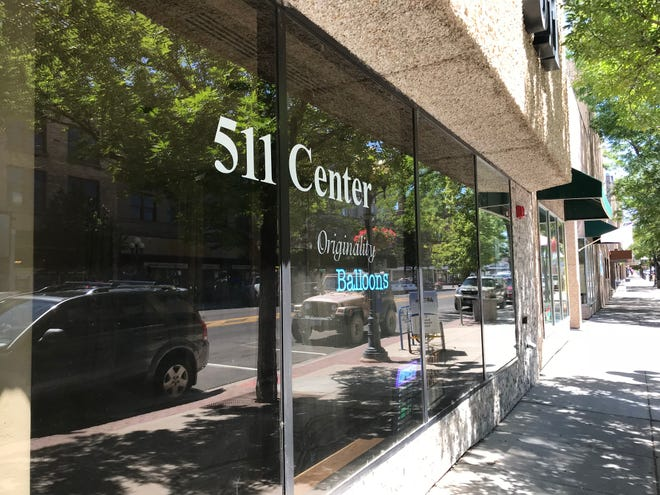 Originality Balloons and Crafts opened in early July at 511 Central Ave.