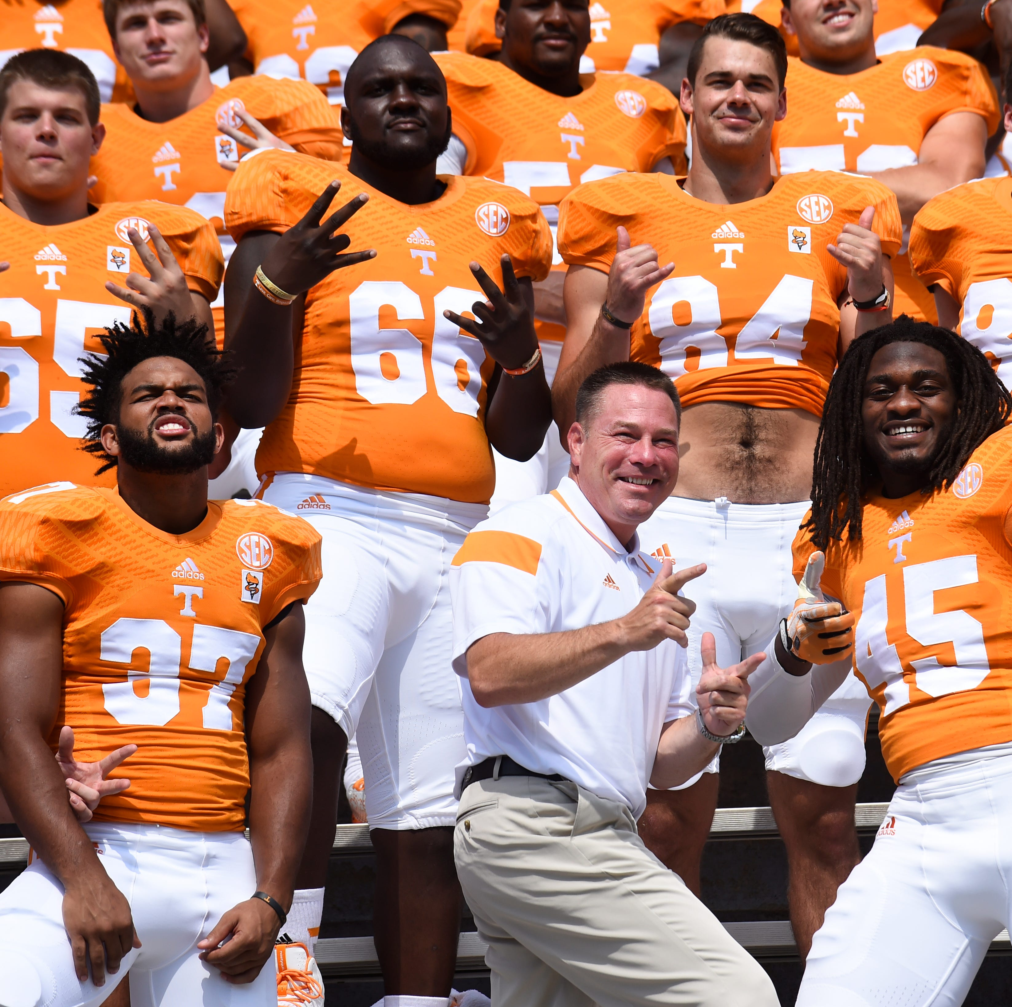 Twitter reacts to reports of Butch Jones hiring at Maryland