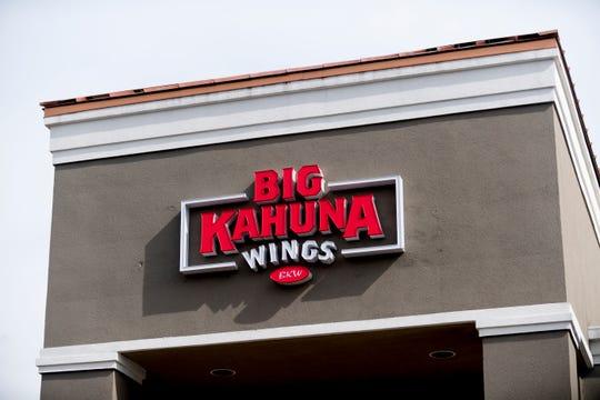 The Big Man (aka Santa) will be at Big Kahuna Wings on Dec. 22.