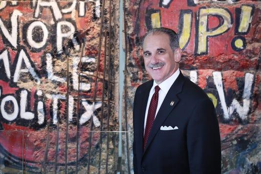 Jeff Blackman Berlin Wall