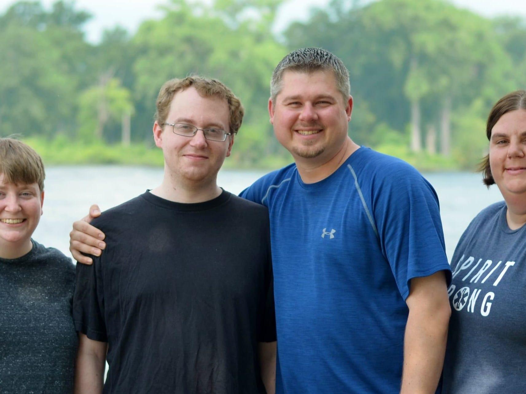 Broughton-Bablitch Family Photo