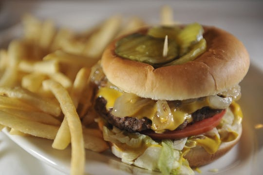 Brown's Diner's  cheeseburger is a favorite and only $5.50.