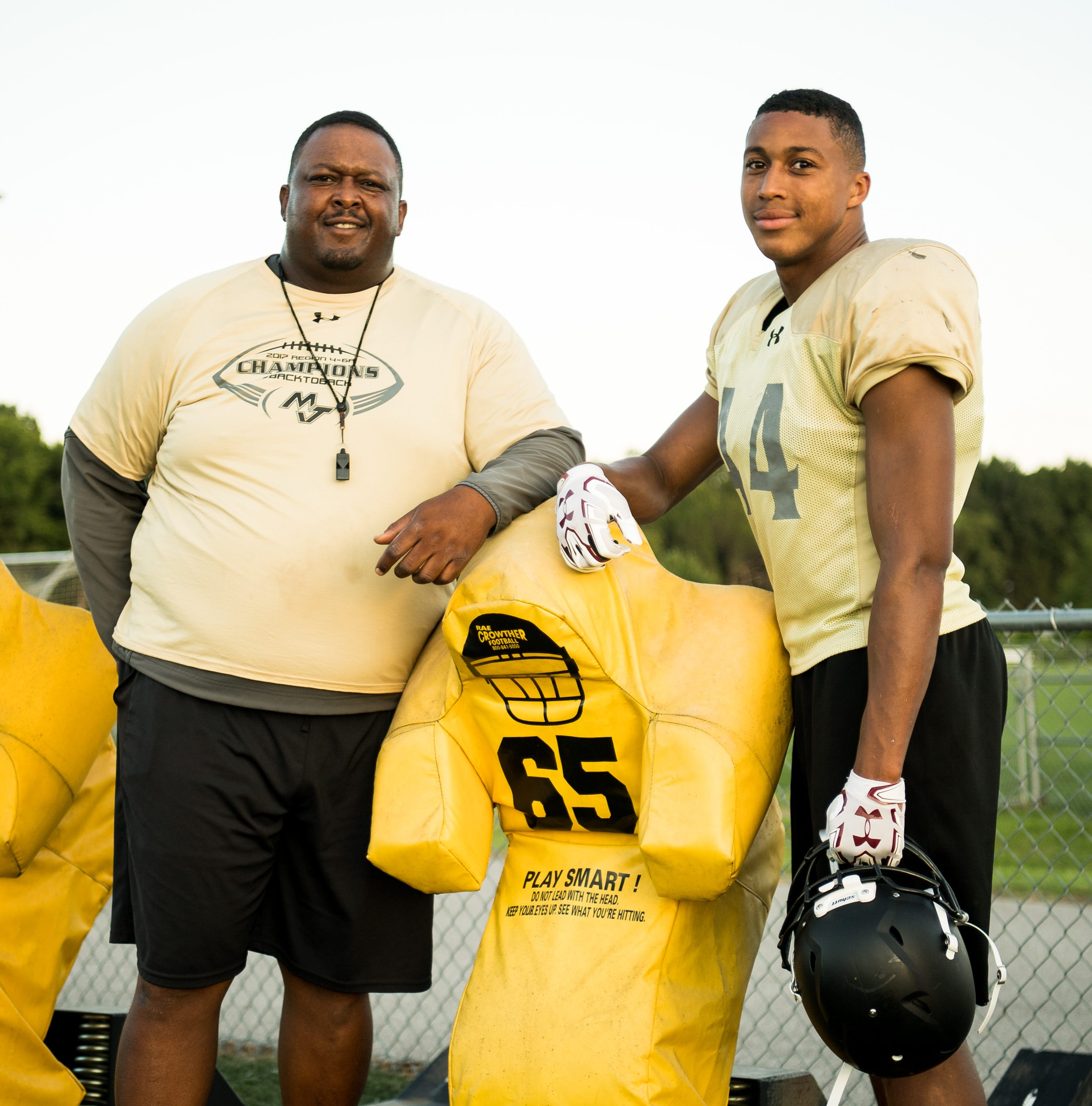 Meet Mt. Juliet's Reggie Grimes II: The best Nashville area football prospect for 2020