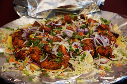 Saffron in Wyckoff serves up modern Indian food.