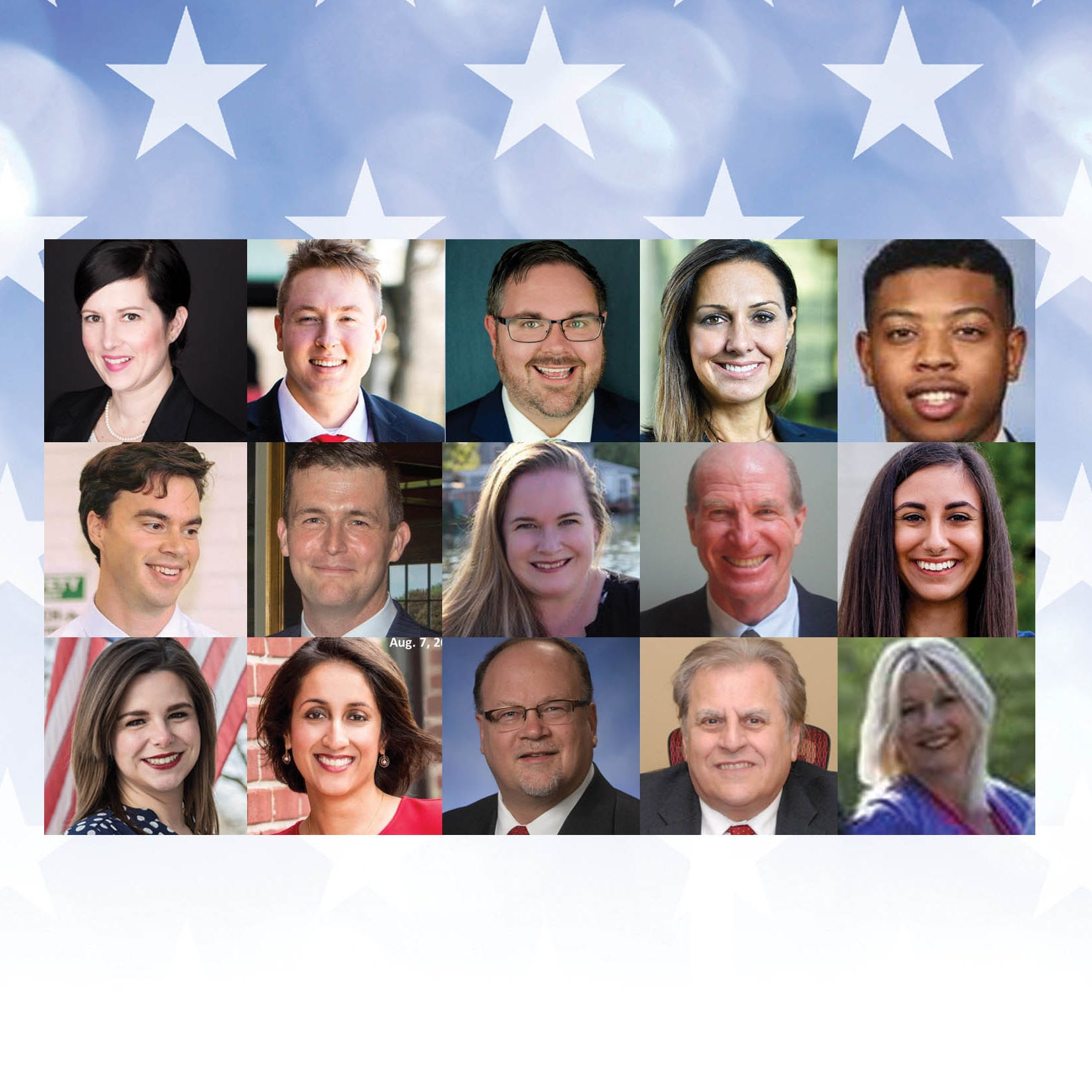 These candidates want you to vote for them Aug. 7, here is why