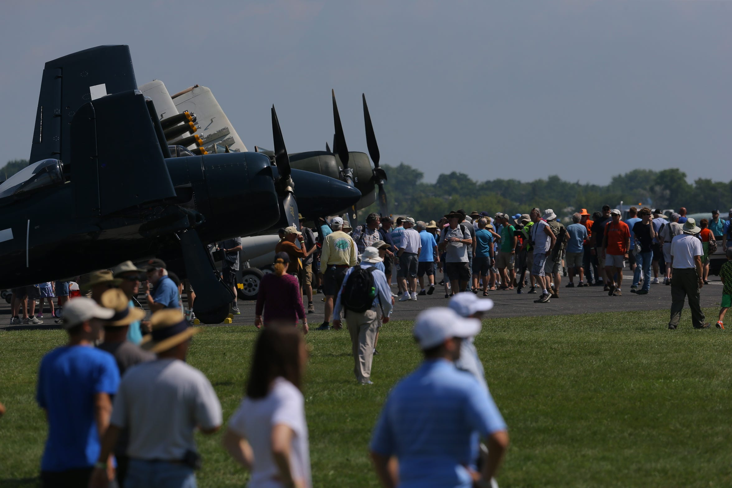 Travelers from all over the world will come to Wisconsin for EAA AirVenture Oshkosh in July.