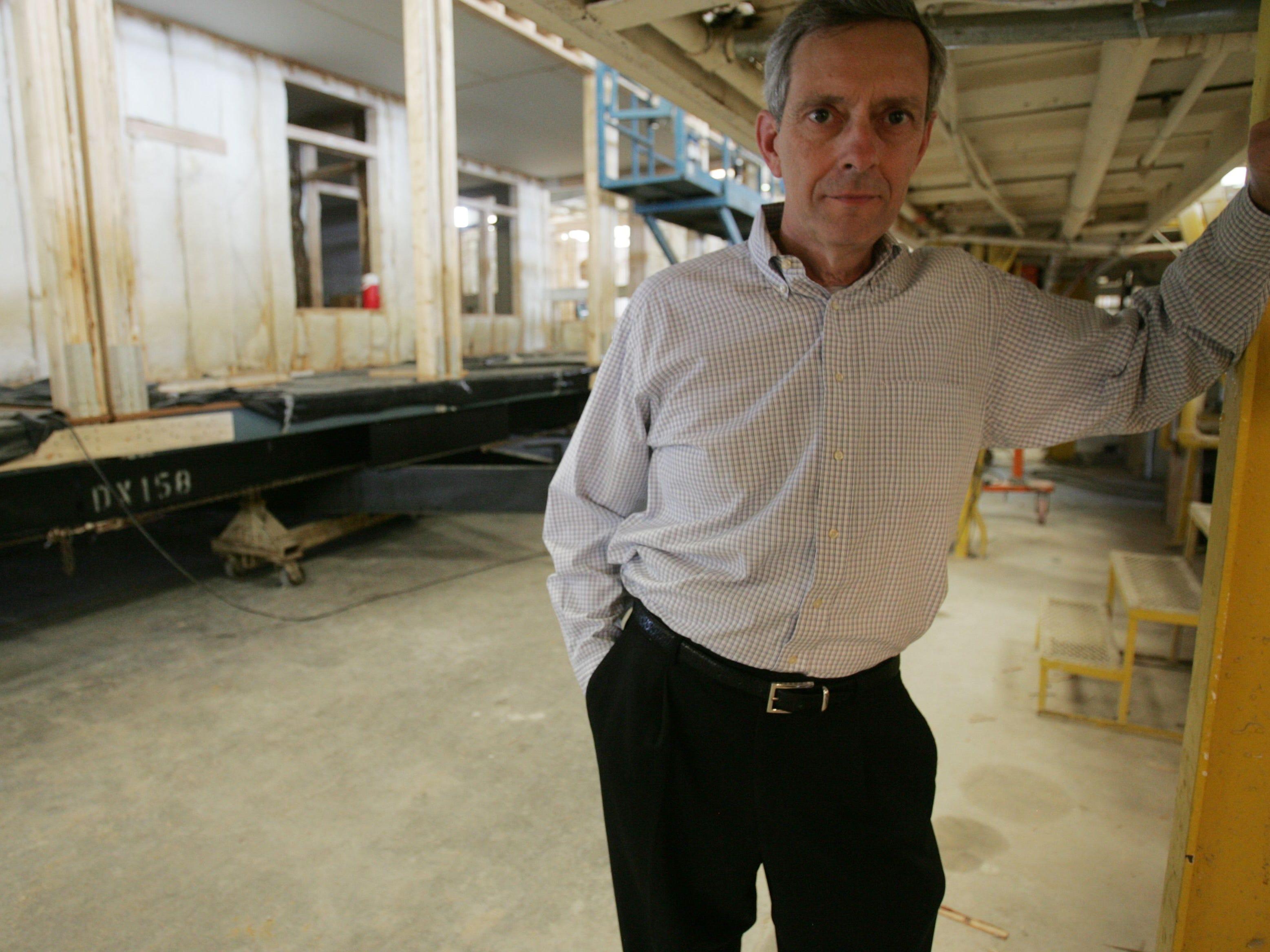 Cavco Industries Inc.'s Joseph Stegmayer: Summary compensation: $3,801,439. Adjusted compensation: $7,560,034. TTM profit: $62 million. TTM revenue: $871 million. 2017 stock: 52.8 percent. Capitalization: $2 billion.