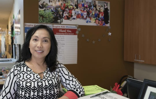 Director Diana Darmawaskita, a former civil engineer, said on July 24, 2018, that she saw the positive impact a Montessori had on her own children and went through teaching and training in preparation to open Inspire Kids Montessori in Ahwatukee.