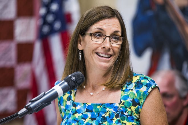 Among the Republicans vying for the party's Senate nomination, Martha McSally has the most to prove in establishing her Trump bona fides.