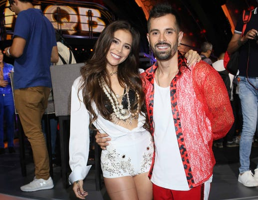 Greicy Rendon Y Mike Bahia La Voz