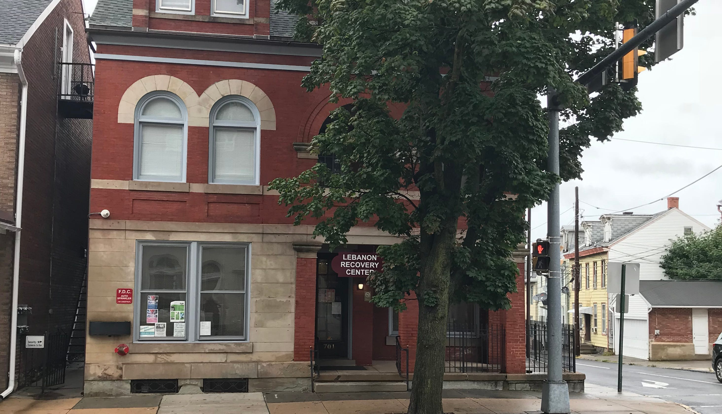 Pennsylvania Counseling Services seeks to evict first tenant