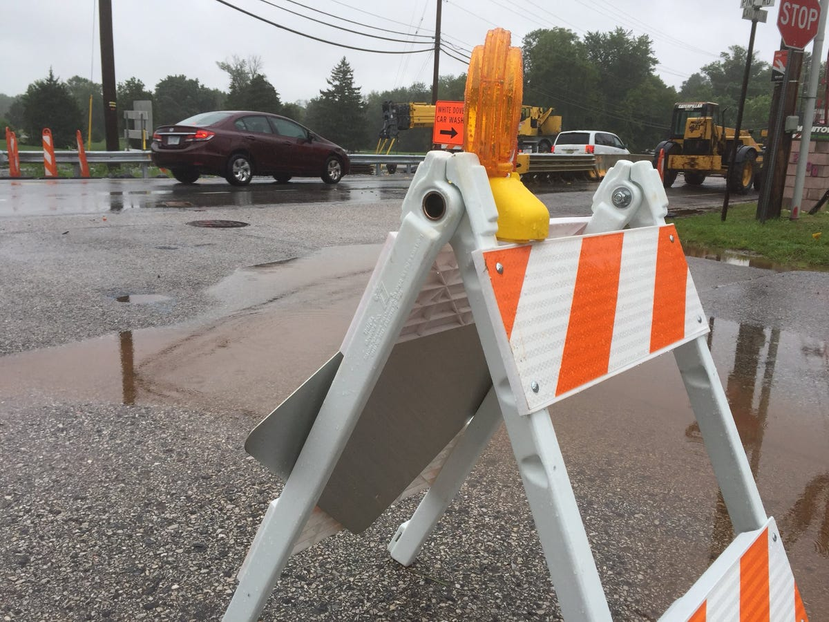 York County road closures: How to monitor flooding, weather
