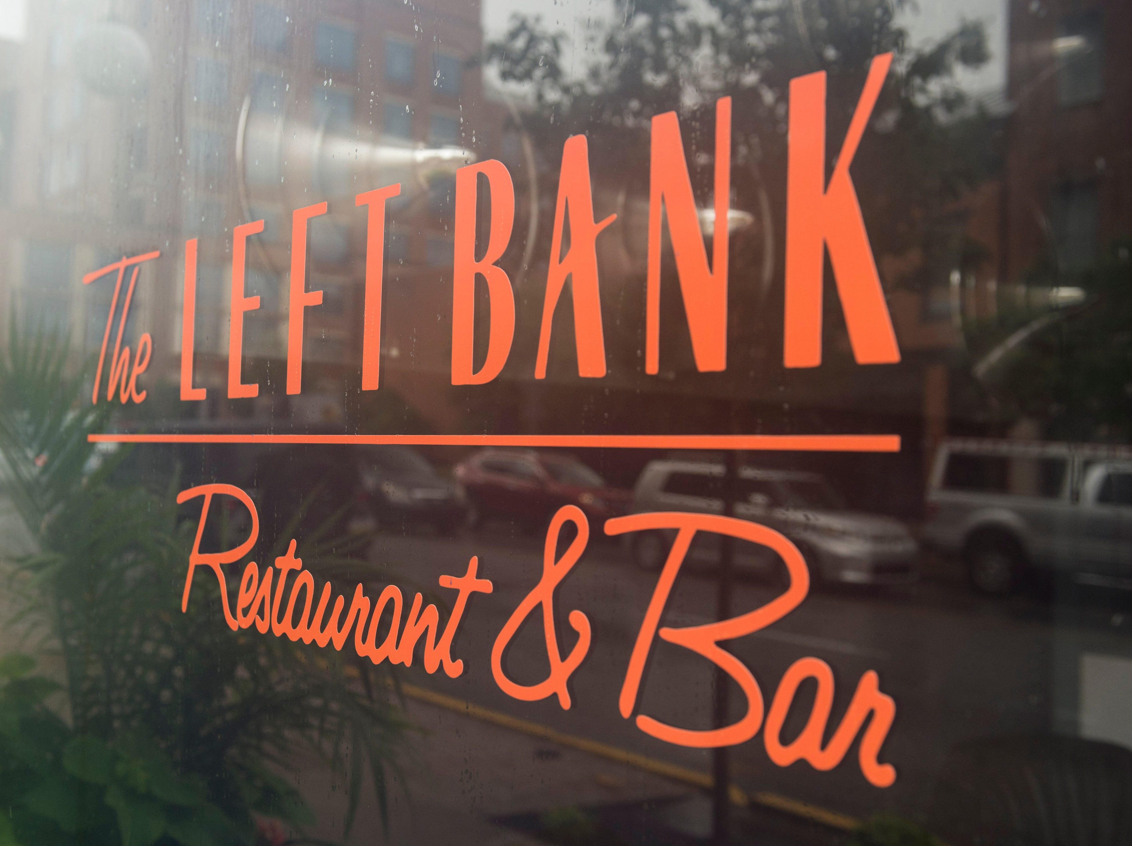 The Left Bank made changes to its restaurant from July 12 to July 24. In the 12 days, the restaurant overhauled everything from lighting fixtures to new paint.