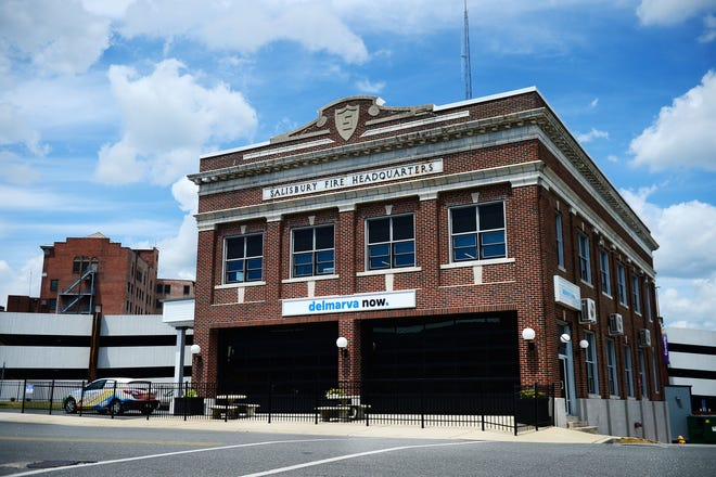 The Daily Times, located at 115 S. Division St. Salisbury, MD.