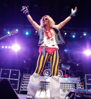 Hairball will perform Aug. 13-14 at the Iowa State Fair.