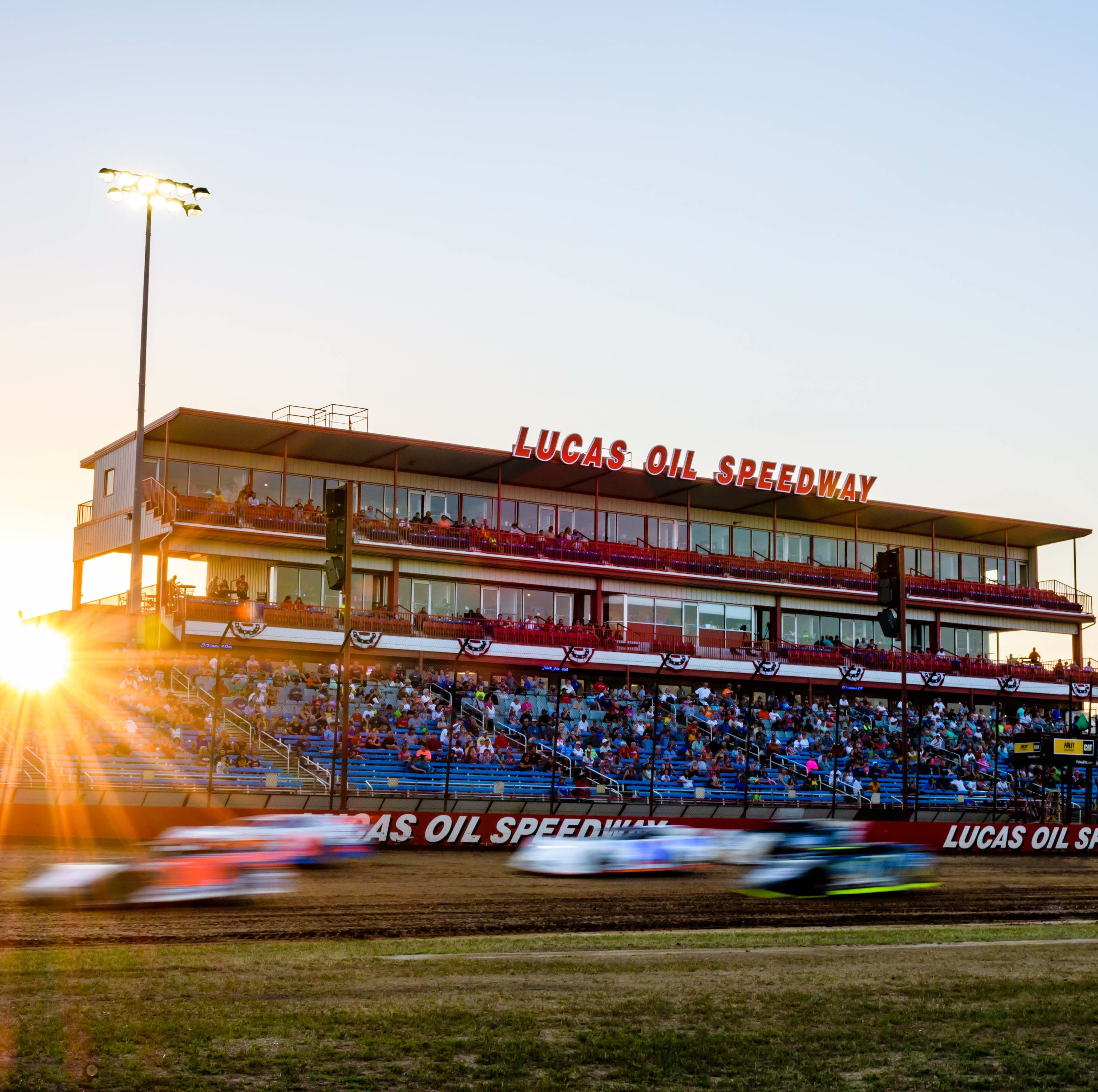 Lucas Oil Speedway announces plans to reopen after severe storms damaged complex