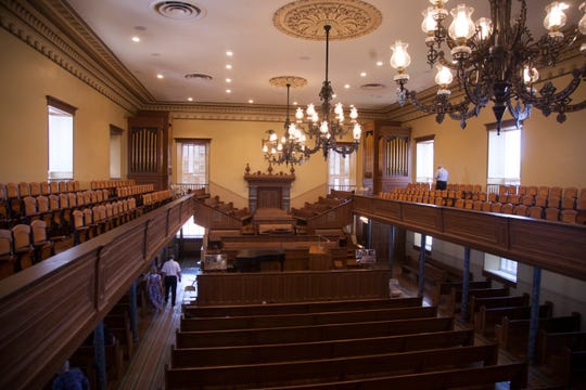 A free Thanksgiving music organ concert will be Nov. 17, 2018, at the St. George Tabernacle.