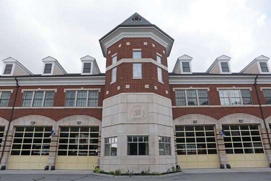 The Mahopac Volunteer Fire Department headquarters