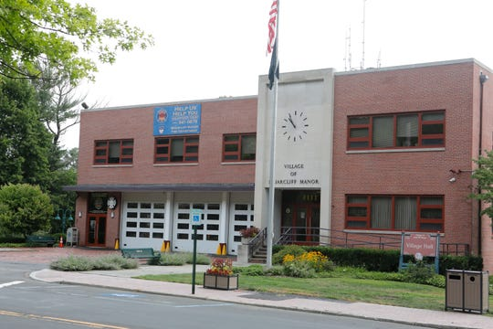 The Briarcliff Manor Fire Department shares the building with Village Hall and the Police Department.