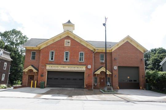 Croton Fire Department headquarters.
