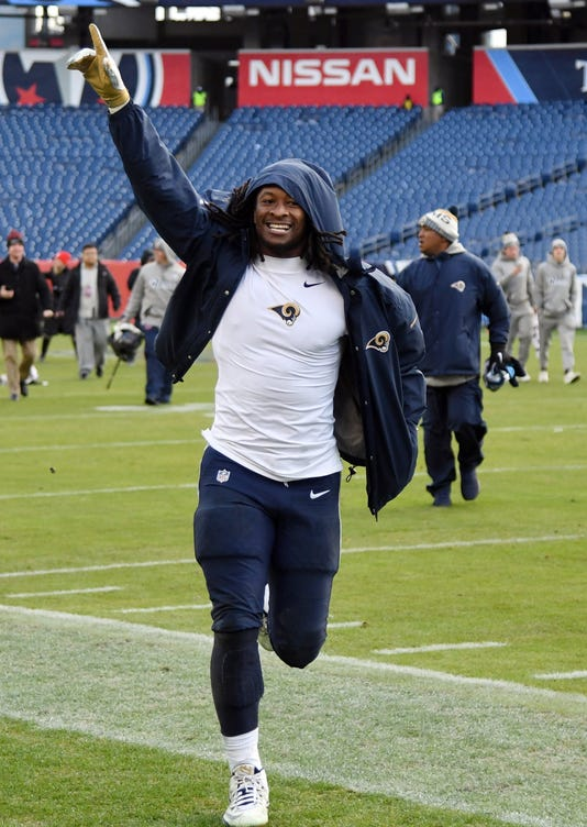 Nfl Los Angeles Rams At Tennessee Titans
