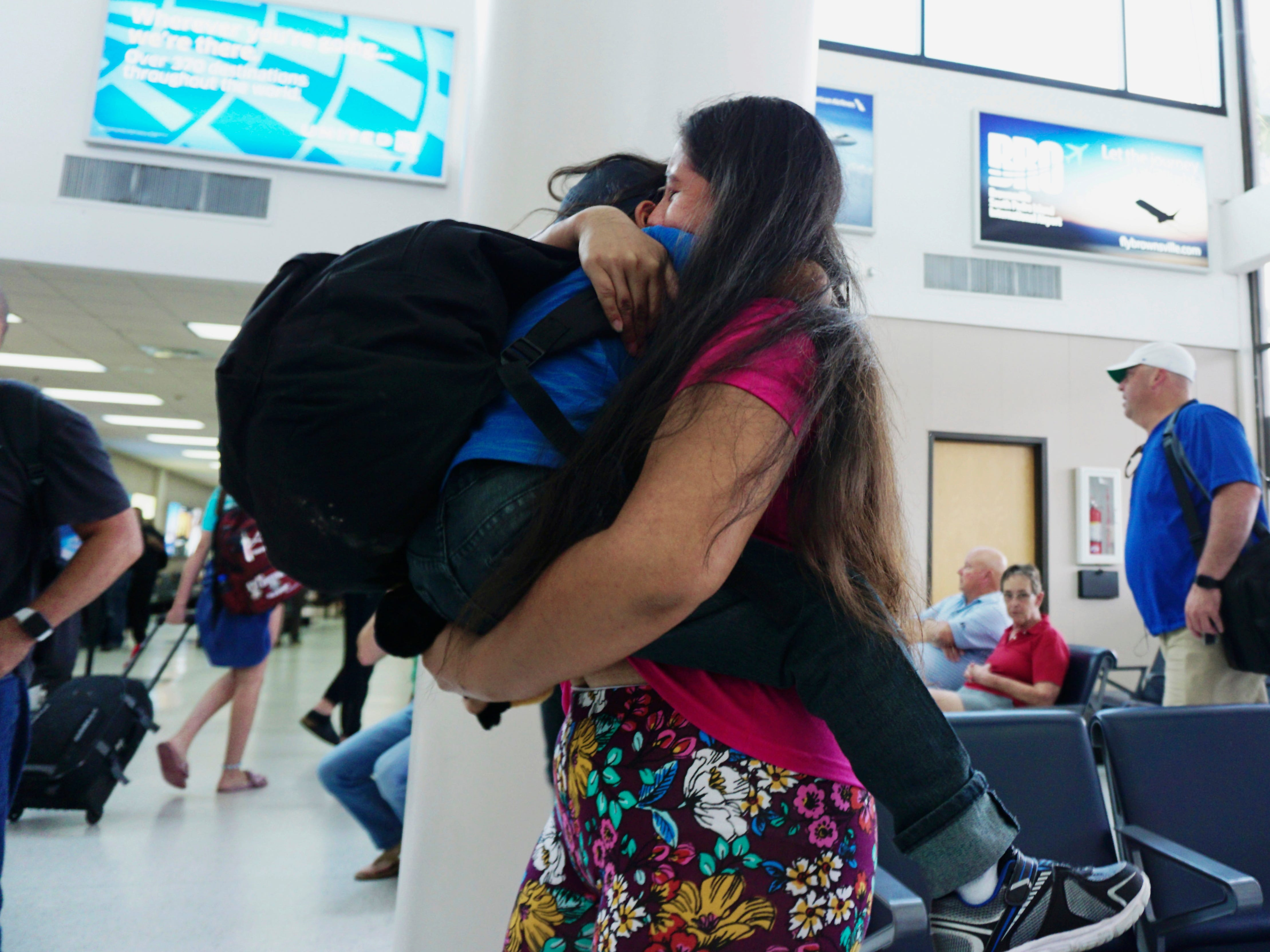 Ap Immigration Separating Families A Usa Tx