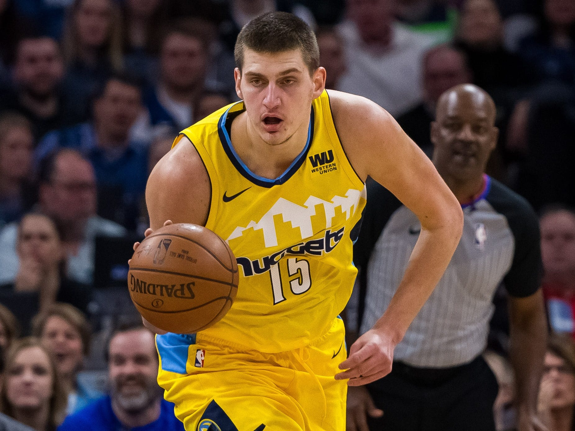 Nikola Jokic, Denver Nuggets — 23 (born 2/19/1995)