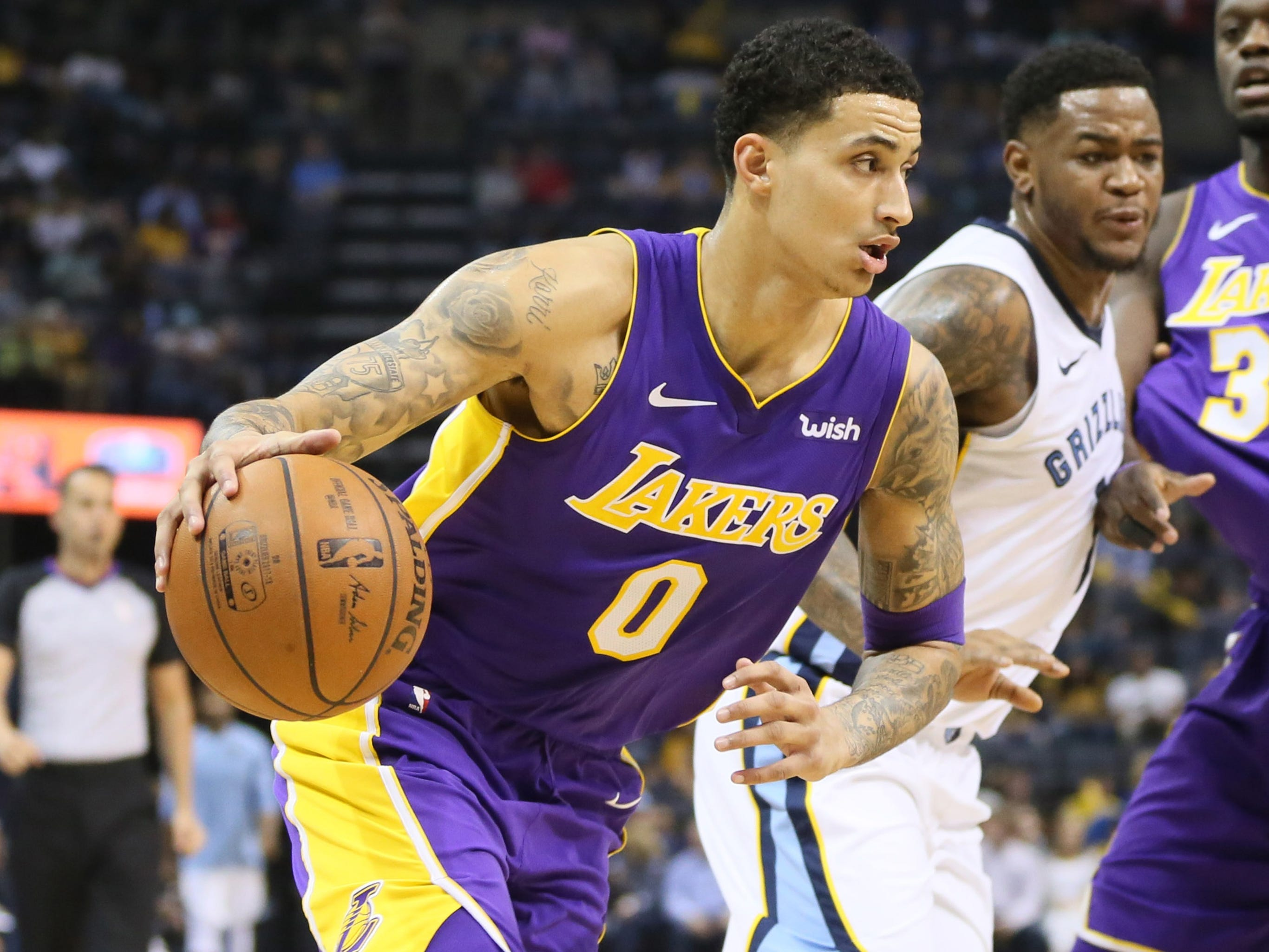 Kyle Kuzma, Los Angeles Lakers — 23 (born 7/24/1995)
