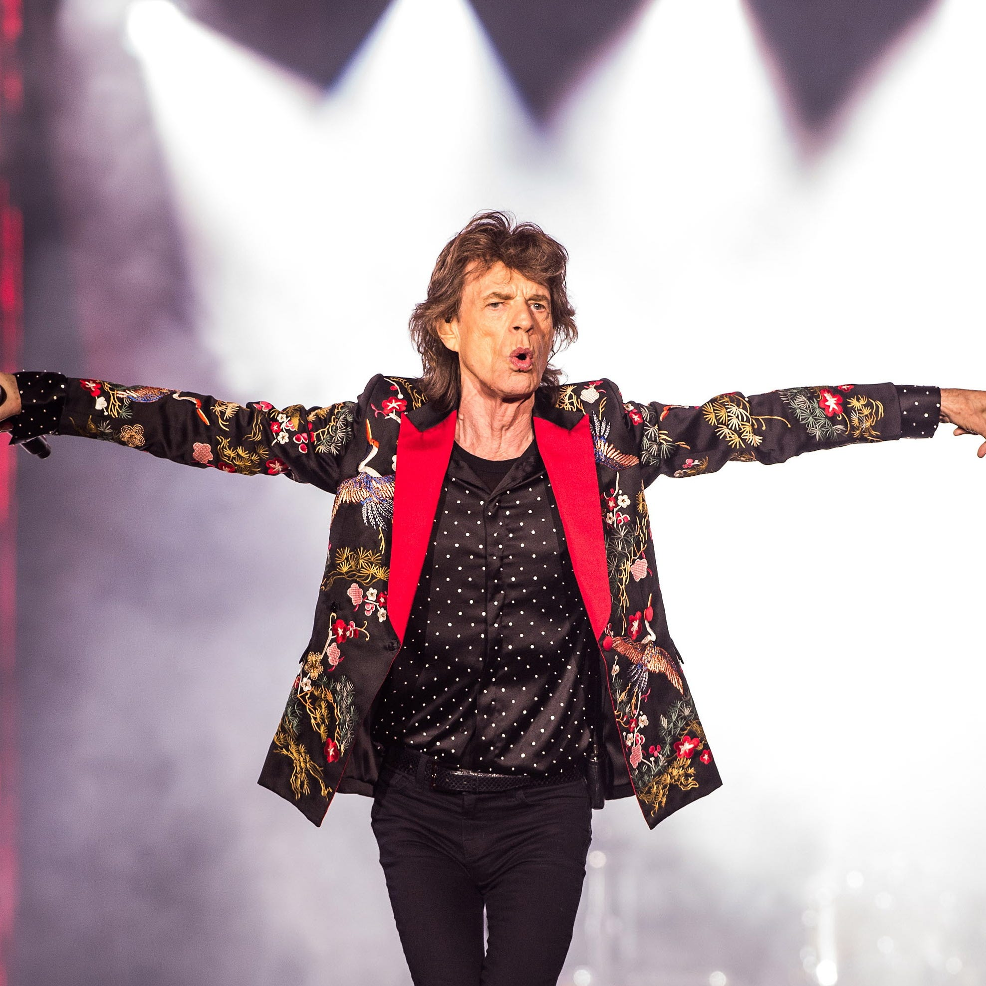 Rolling Stones 2019 tour includes stops in East Rutherford and Philadelphia in June