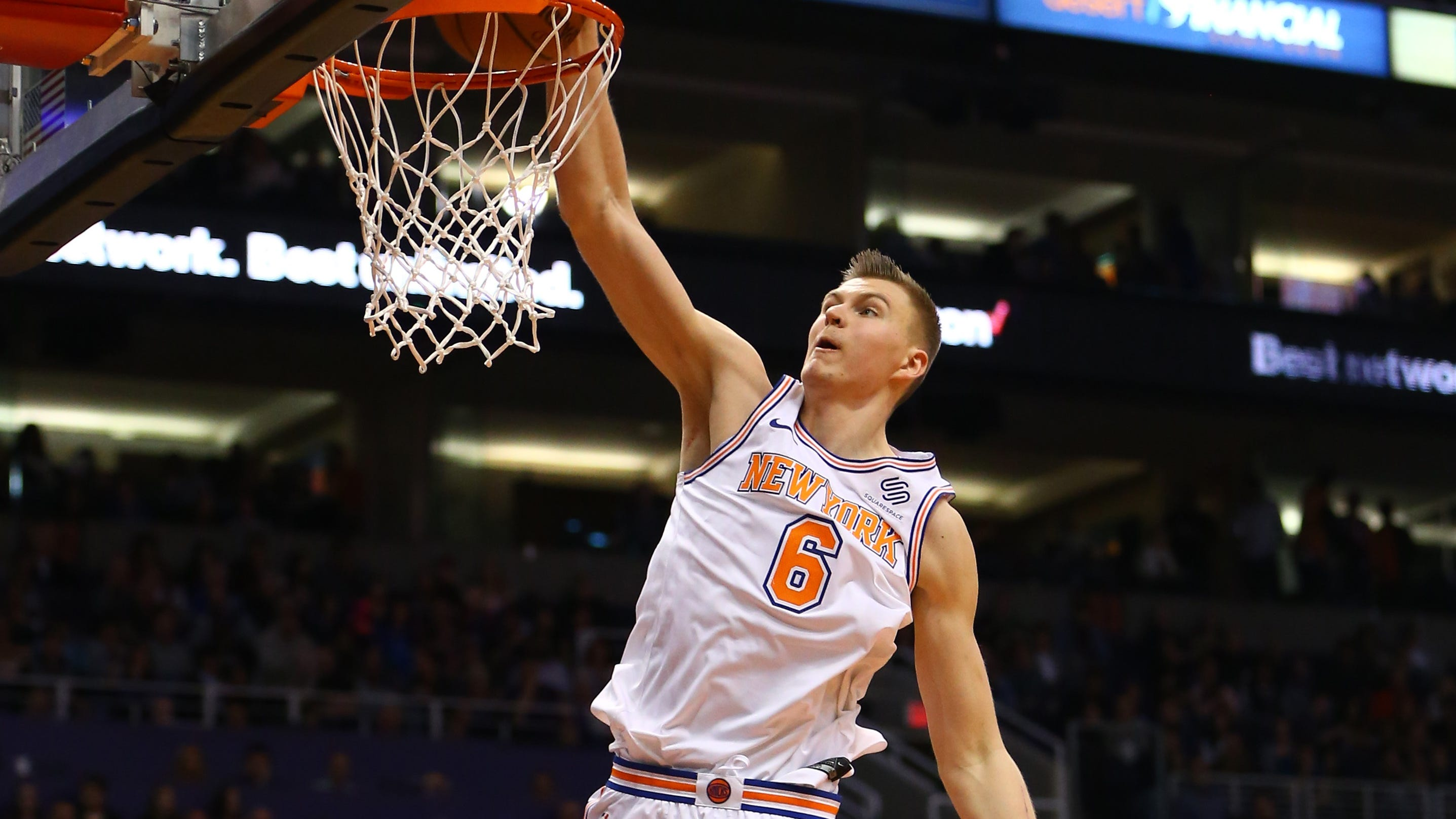 Joakim Noah, Kristaps Porzingis & more: 5 takeaways from New York Knicks press conference