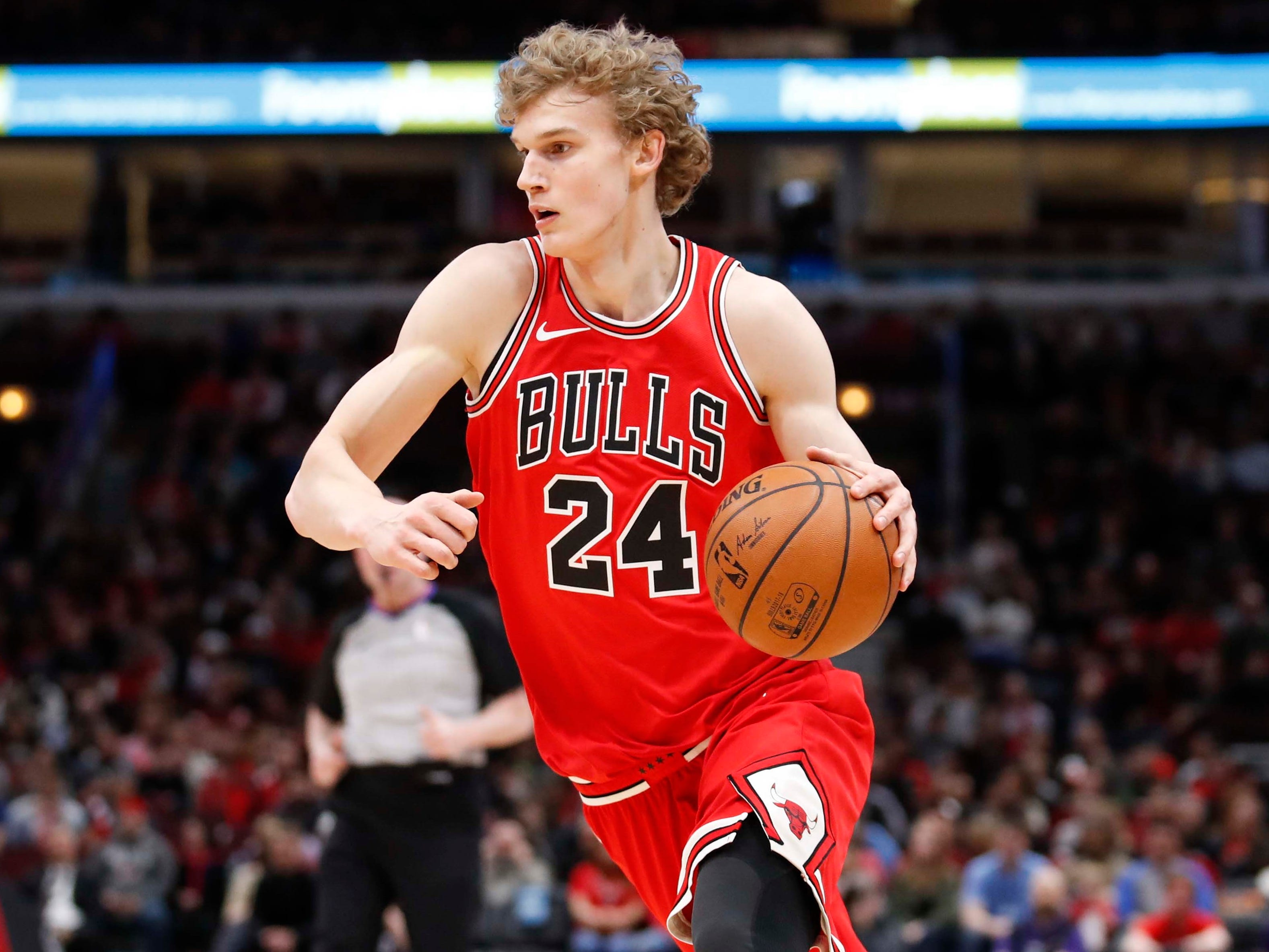 Lauri Markkanen, Chicago Bulls — 21 (born 5/22/1997)