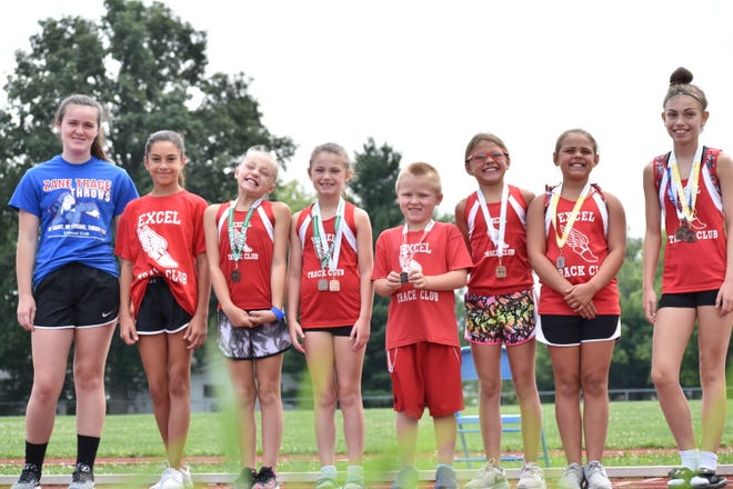 Young local track stars look to compete at the USA Track and Field Junior Olympic Championships July 23-29.