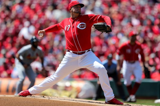 072518 Reds 04 Cincinnati Reds Vs St Louis Cardinals Baseball 7 25 18