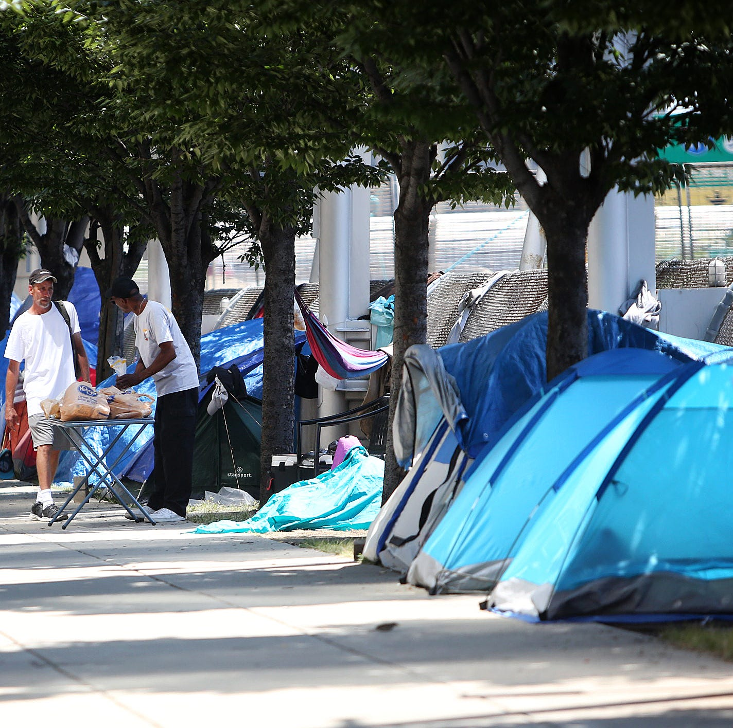Editorial: Moving Cincinnati's homeless off Third Street is the opposite of heartless