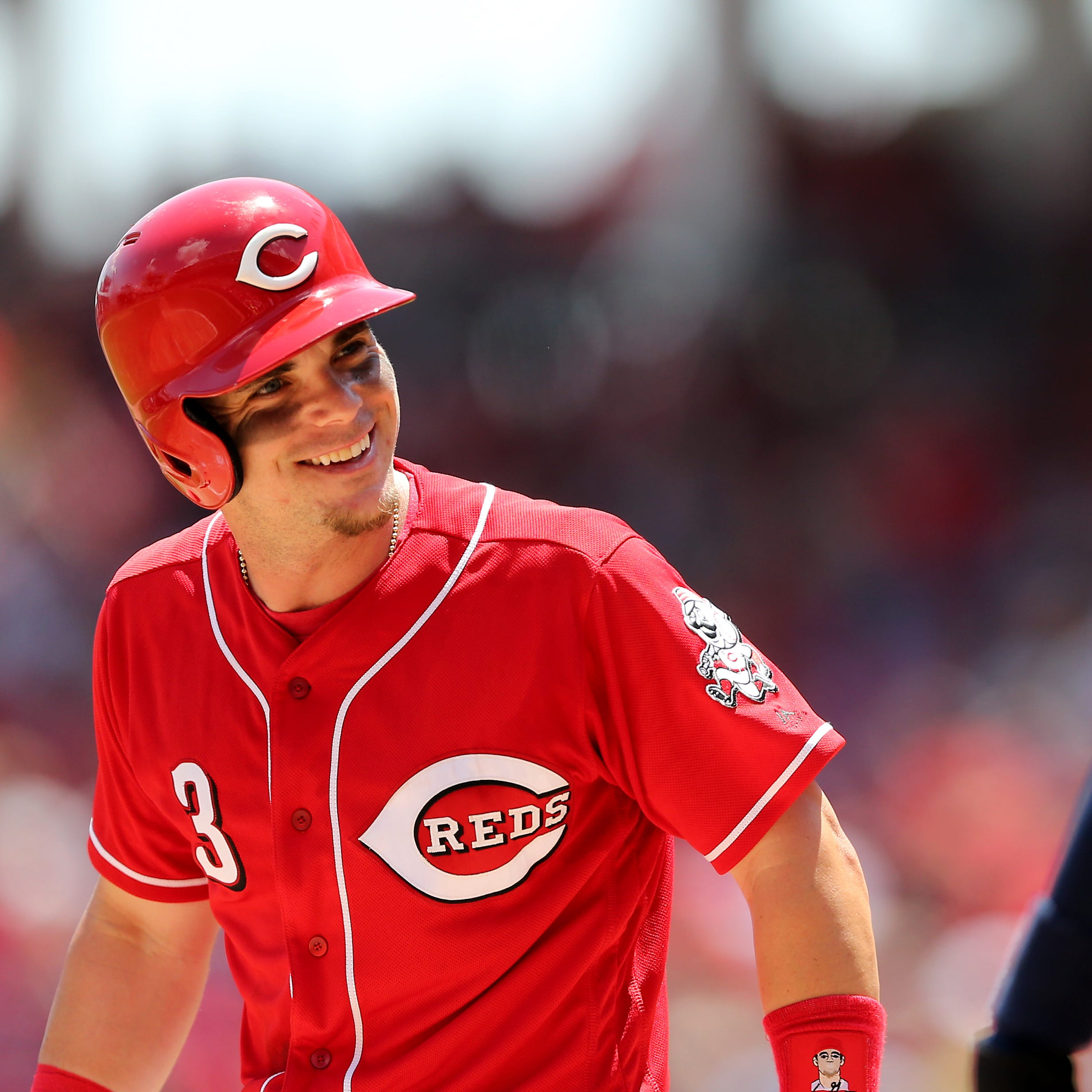 Healthy and motivated, Scooter Gennett is ready for the Cincinnati Reds' 2019 season