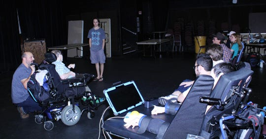 """Personal Care Assistant,"" a one-act play reading that will be staged August 15, at 7 p.m., in the Welpe Theatre at the Raritan Valley Community College Branchburg campus."