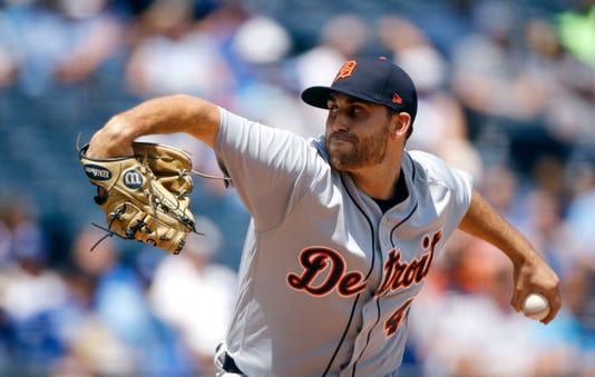 Ap Tigers Royals Baseball Mo