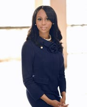 Shanelle Jackson is a Detroit Democrat running for the 13th Congressional District in 2018. Credit: Shanelle Jackson for Congress