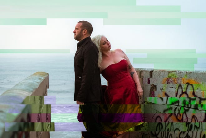 Sit Kitty Sit is the California-based hard piano rock duo of Green Bay native Kat Downs and Mike Thompson. They'll play Thursday at the Lyric Room as part of a Wisconsin-Illinois swing of dates.