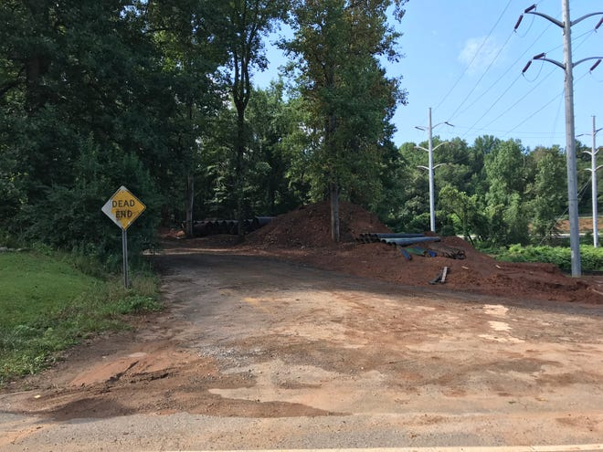 A reader asks what is being built between Lowndes Hill Road and Interstate 385 in Greenville.