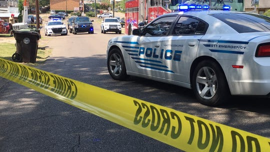 Hattiesburg police are investigating a fatal shooting at Merrimac Apartments on North 25th Avenue on Wednesday, July 25, 2018.
