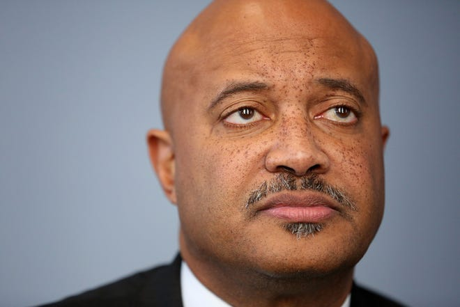 Indiana Attorney General Curtis Hill is facing allegations of inappropriate touching from multiple women at a party in the early hours of March 15.  Kelly Wilkinson/IndyStar Indiana Attorney General Curtis Hill speaks about his official advisory statement that he will deem cannabidiol oil mostly illegal, Tuesday, Nov. 21, 2017.